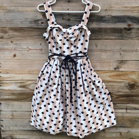Anthropologie Dresses & Skirts - Anthropologie   Maeve Blue Dress Size 0